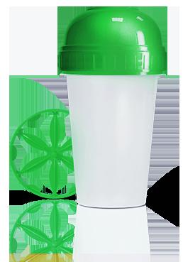 Шейкер Energy Diet зеленый